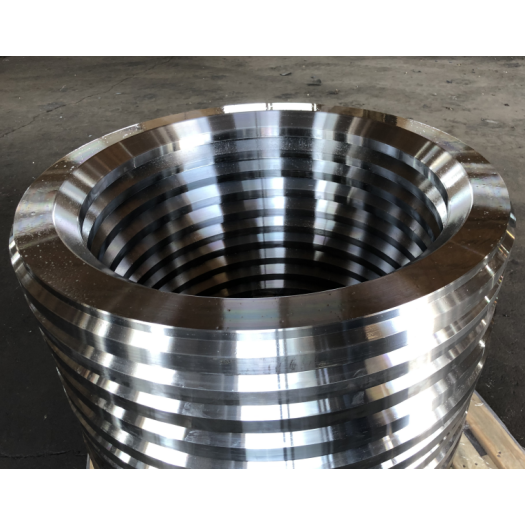6BAR Flange with high diameter