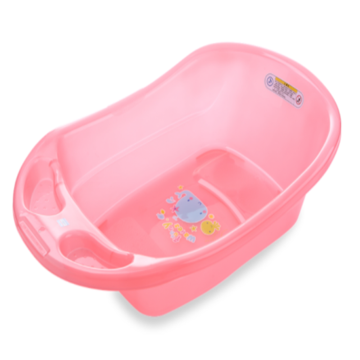 Baby Plastic Bathtub Cleaning Small Size