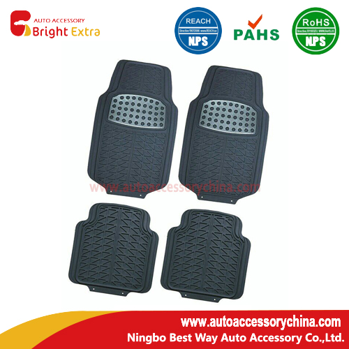 Cleaning Car Floor Mats