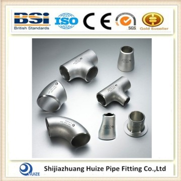 ANSI B16.9 Butt Welded Stainless Steel 304 316 Equal Tee