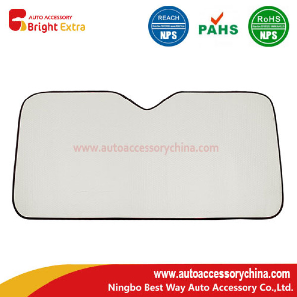 Front Windshield Sun Shade  Grey