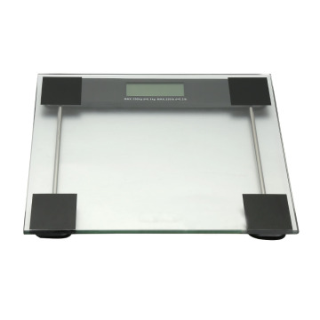 Slim 150kg Electronic Bathroom Weighing Scale