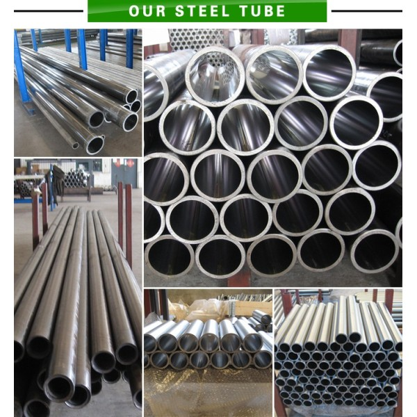 Seamless GB T8162 Steel pipe