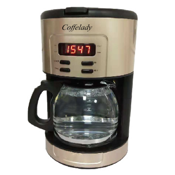 programmable coffee maker with timer