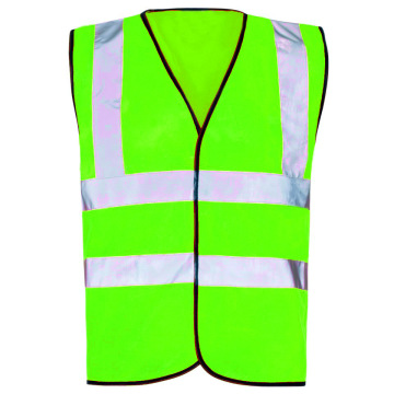 High Visibility Safety Work Vest Clothing