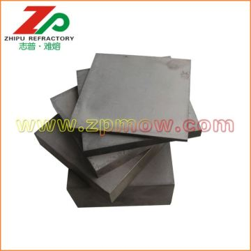 Wholesale 99.95% molybdenum plate foil from factory