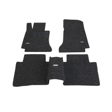 Anti slip and softly car mat in rolls