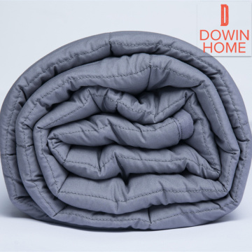 Single Price 60x80 20lbs Weighted Blanket For Winter