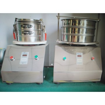laboratory shaker vibrating sieve equipment