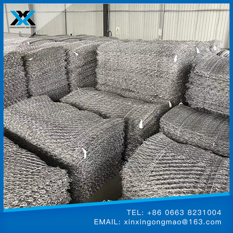 Hexagonal Galvanized Gabion 5 2
