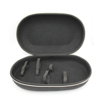 Portable custom nylon eva hairdresser case with zipper