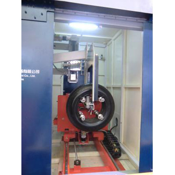 Car Tyre X Ray Defect Inspect System