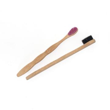 Free Sample Biodegradable Customized Eco Bamboo Toothbrush