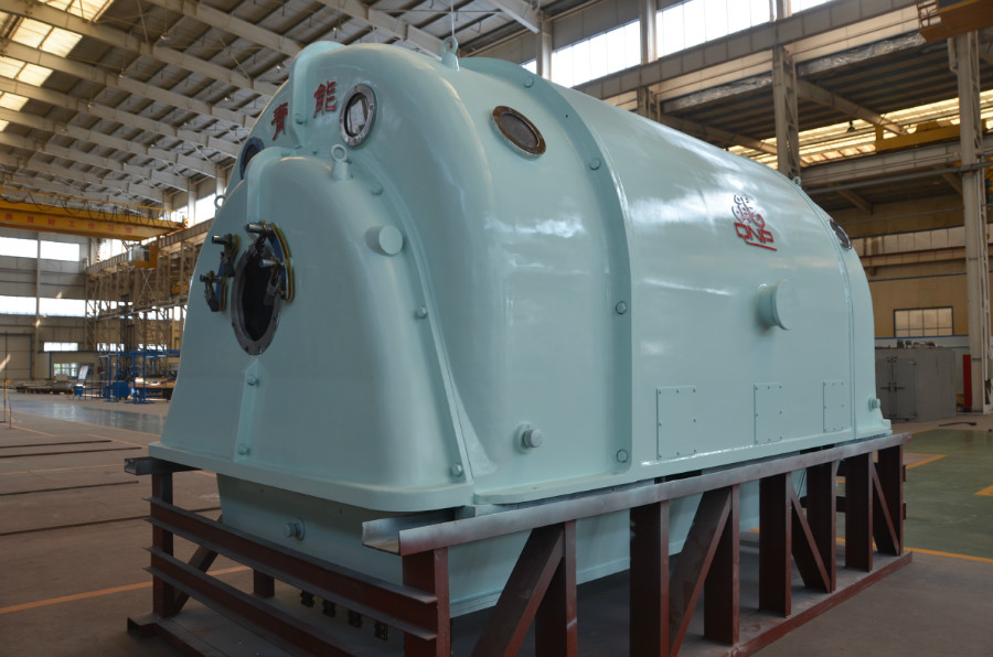 Steam Turbine Generator 25