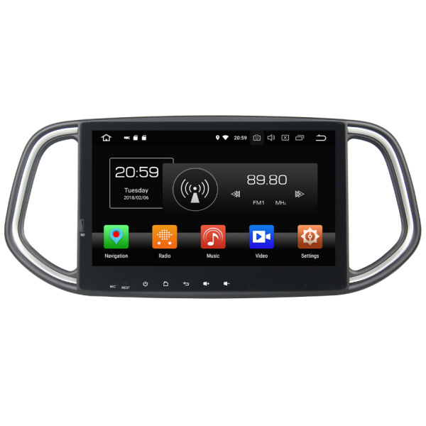 Android Car Player For KIA KX3