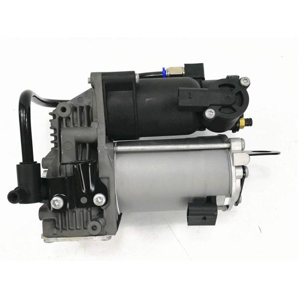 Glossy Air Suspension Compressor Pump For 4H0616005C