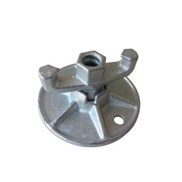 120*120 140*140 15/17 20/22 slope wing nut