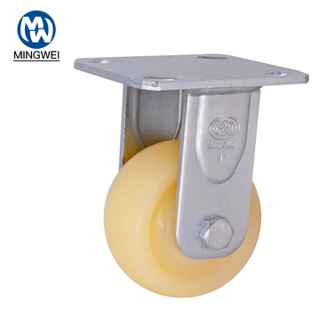 4 Inch Fixed  Heavy Duty Industrial Caster