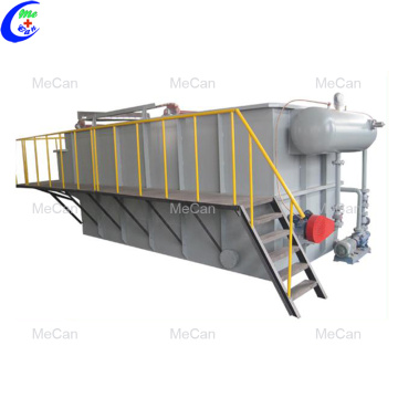 Hospital and underground type sewage treatment device