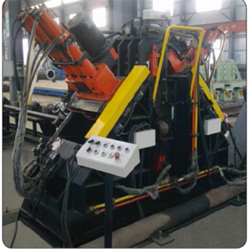 Angle Steel Drilling and Shearing CNC Machine