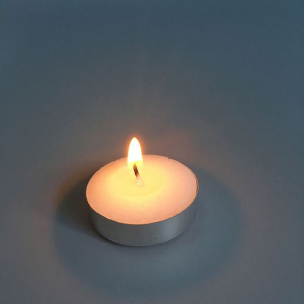 Smokeless Mini Tea Light Candles for Sale