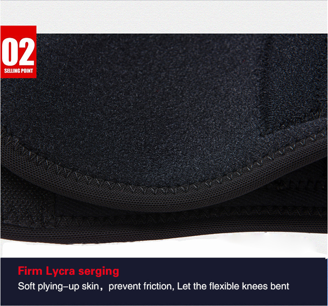 prevent friction knee brace