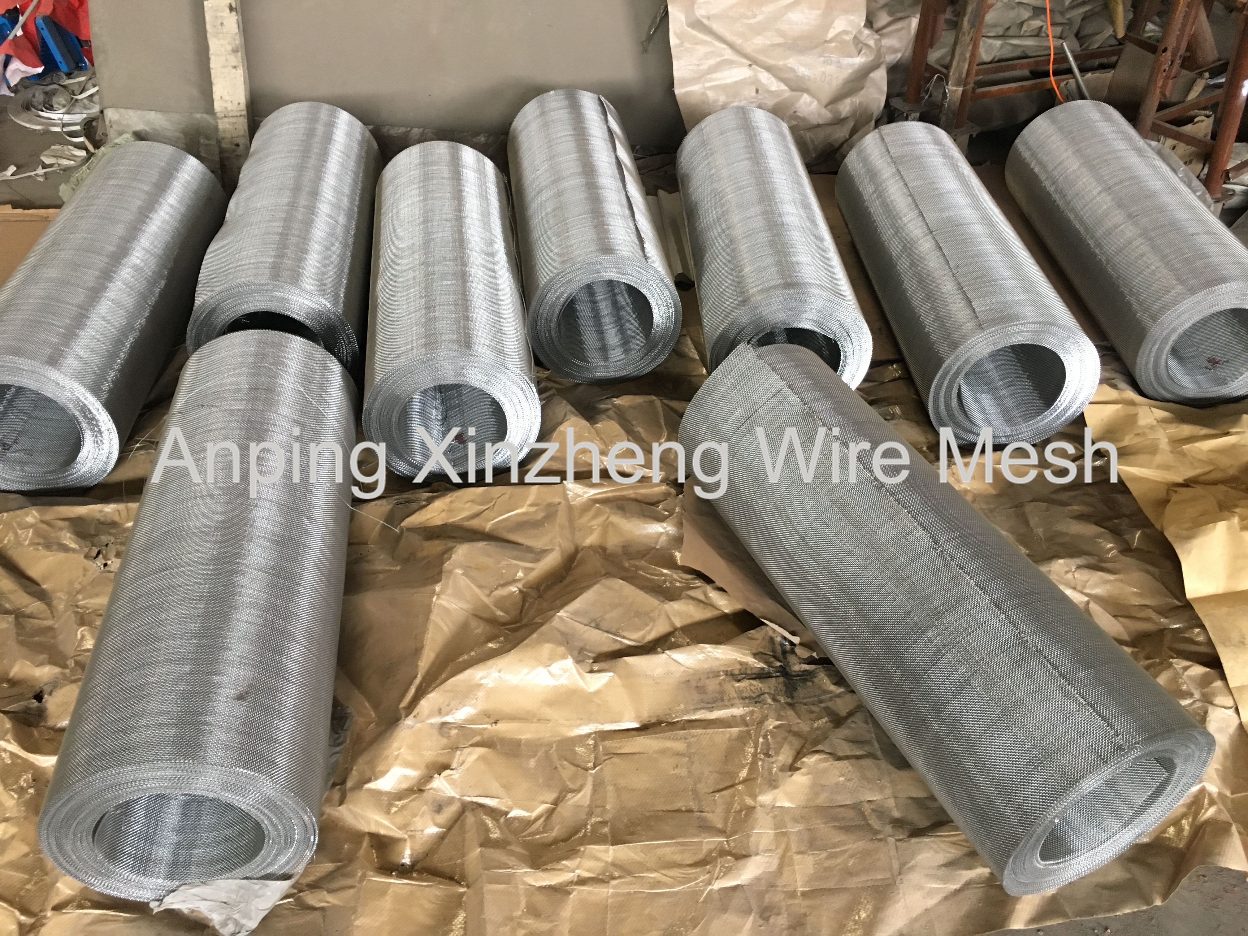 Stainless Steel Wire Nets