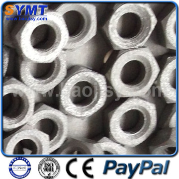 Price for Pure Molybdenum Bolts
