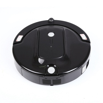 Intelligent Cleaning Robot With Camera