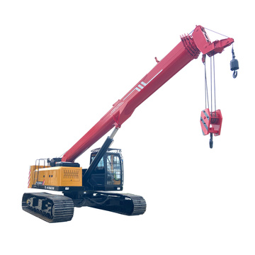 25T small hydraulic crawler crane price