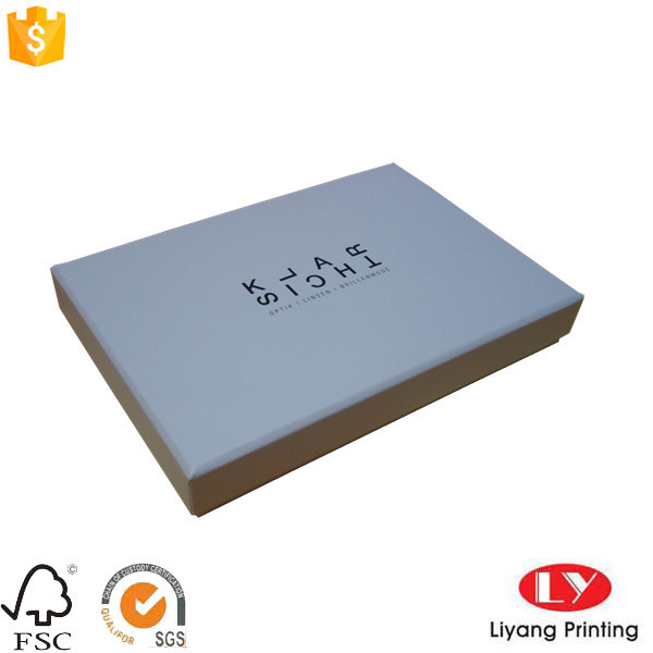 T-shirt cardboard folding packaging gift box