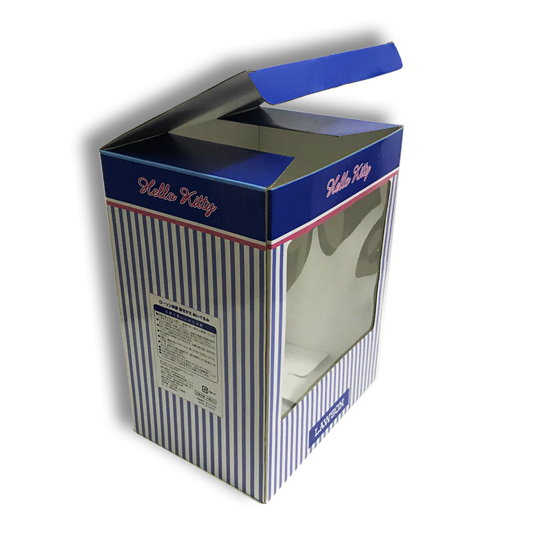 Clothing Packaging Boxes