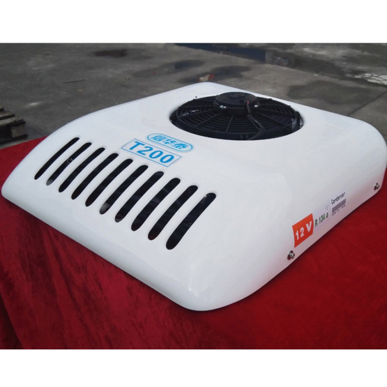 12V van rooftop refrigeration unit cooling chiller