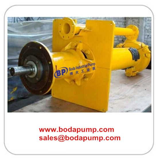 Vertical using Building Materials Slurry Pump