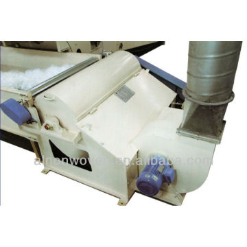 cotton opening machine