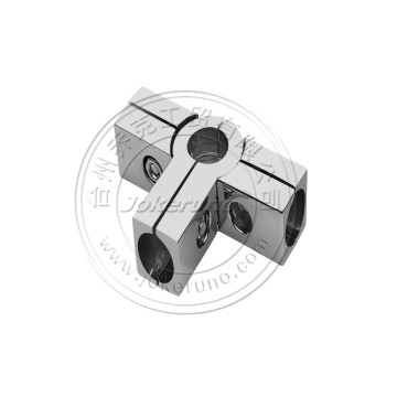 strong 25mm chrome tube fittings