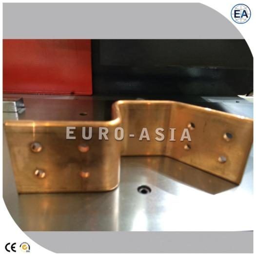 Aluminum Busbar Processing Machine