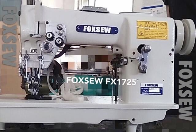 Hemstitch Picoting Machine -4