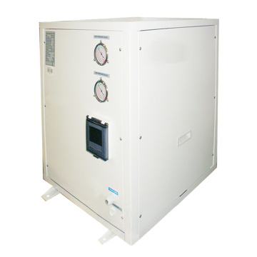 Heating And Cooling Systems Ground Source Heat Pump