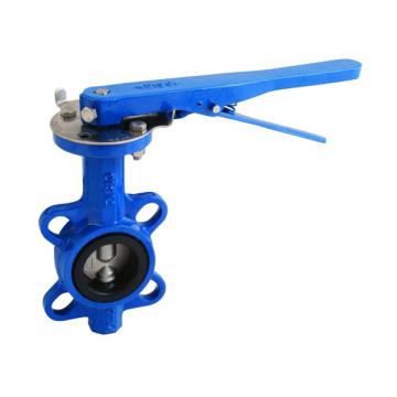 Wafer viton seat Butterfly valve