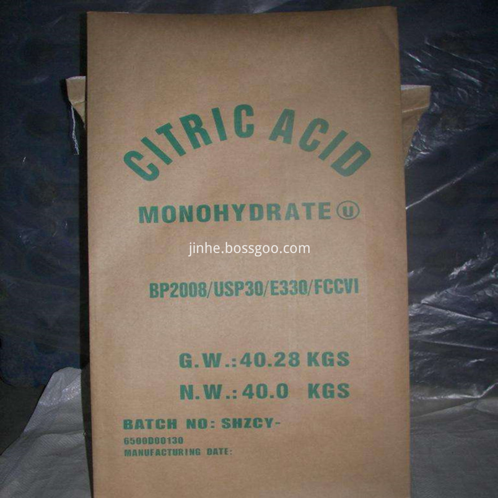 Critric Acid Package