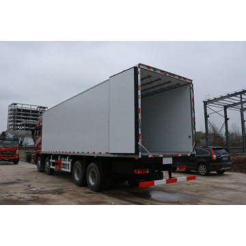FAW JH6 8X4 56m³ Refrigerated Trucks for Sale
