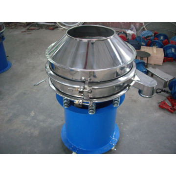 High Frequency Circular Vibratory Sifter