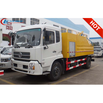 Brand New DFAC 8000litres Combination Vacuum Jetting Truck