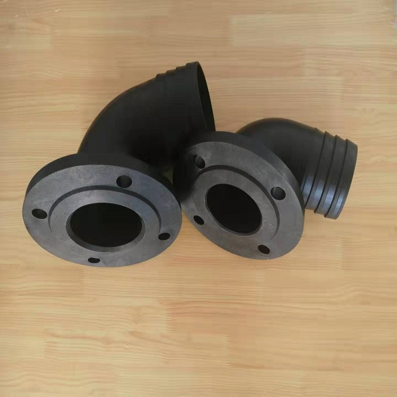 Rubber Coupling Elbow