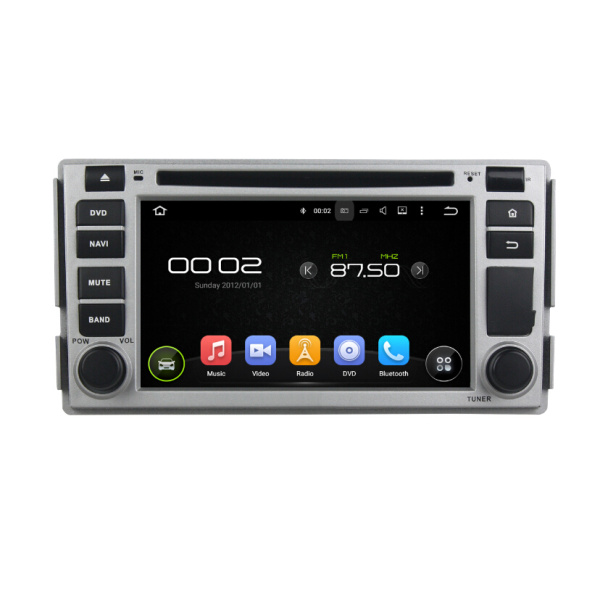 Android Car DVD Player For Hyundai Santa FE