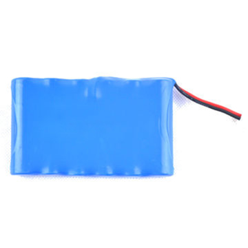 18650 2S3P 7.4V 6600mAh Lithium Ion Battery Pack