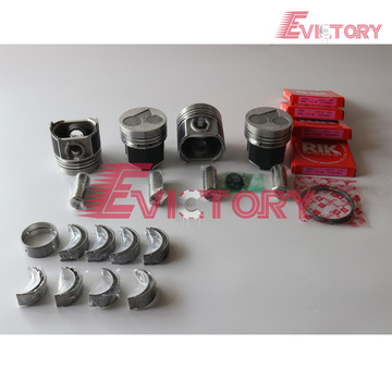 KUBOTA engine V2003-DI-T bearing crankshaft con rod conrod