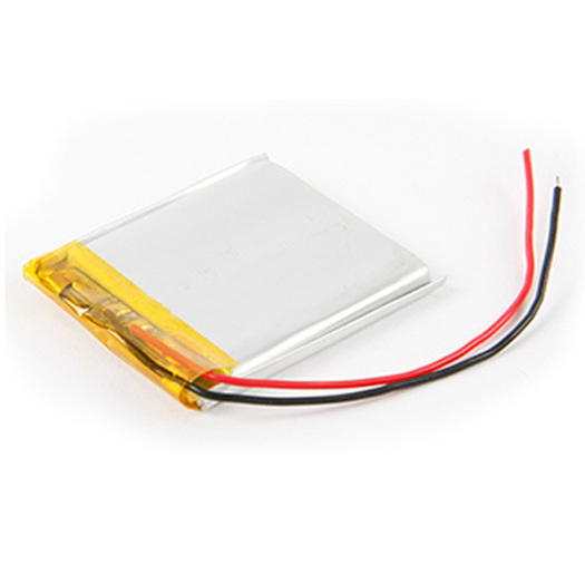 Rechargeable 403438 470mah Lipo Battery With PCB Protection