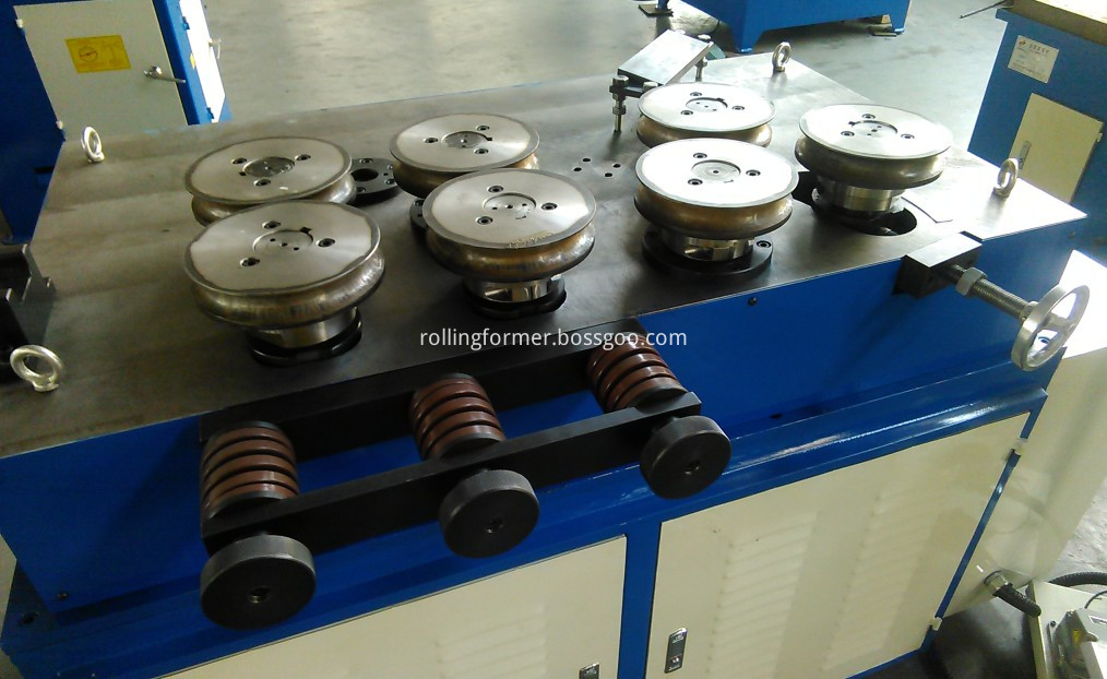 7 rollers bending machine 2